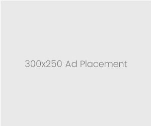 300 x 250 Ad Sample